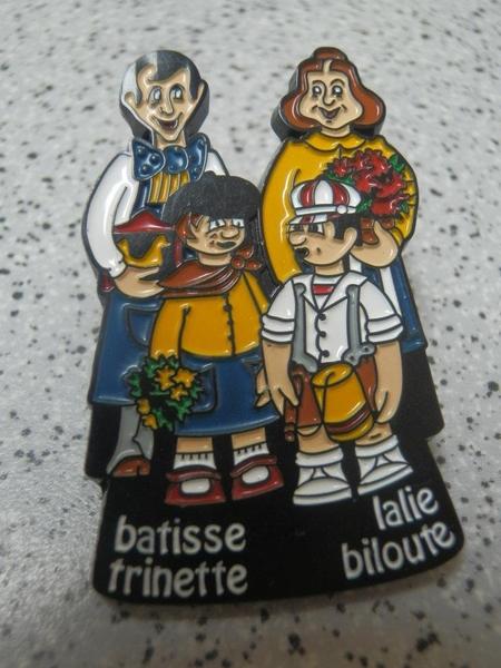 pin's Géants de Messines