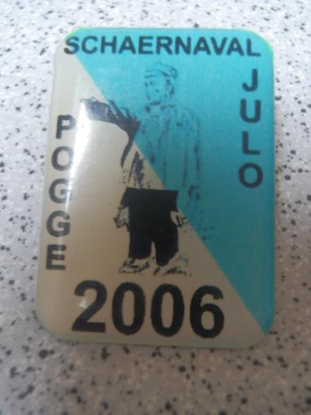 pin's Schaernaval 2006