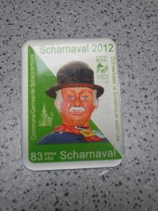 pin's Schaernaval 2012