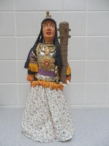 statuette Goliath
