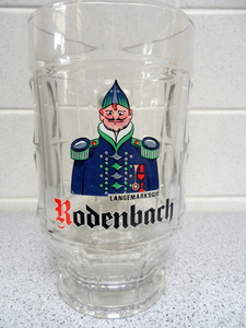 verre Rodenbach Langemarskie