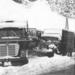 LV 75en LS 75  met Rondaan cabine  in de sneeuw