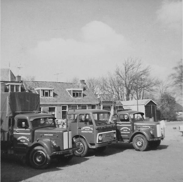 Scania Vabis, Volvo en Scania Vabis