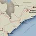 noordelijke kaart van mozambique , een land met toekomst