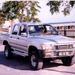 de AMI dienstwagen van Maputo
