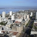 stadszicht van Maputo