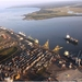 luchtfoto haven Maputo