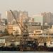 Maputo haven voor de stad