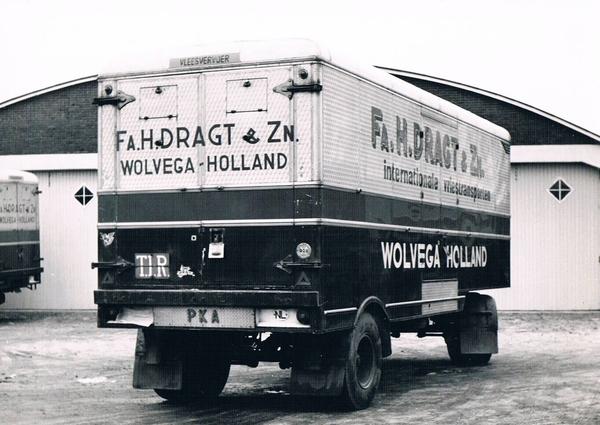PKA  Aanhangwagen