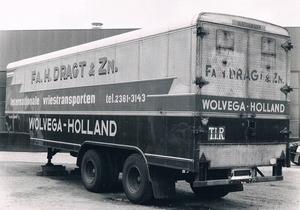 Vlees Vervoer Oplegger
