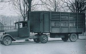 Vee combinatie 1925
