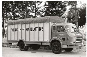 SAVIEM VINS DES MAILLOTINS (F)