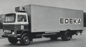 MERCEDES-BENZ 1513 Edeka