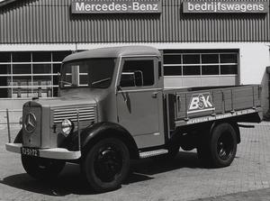 Mercedes-Benz BSK Hilversum