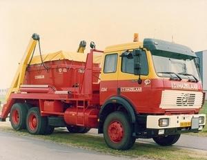 Merceds-Benz-2629 Hazelaar