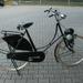 Berini M13 op een Empo fiets 1950 32 cc