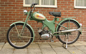 BFC. Stafette 1955