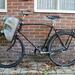 Cymota 1951 op een Benzo fiets