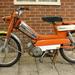 Mobylette AV92  1971