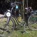 REX.  op een Miele fiets Duitsland
