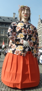 2018 Antwerpen (Klein Antwerpen) - Germaine