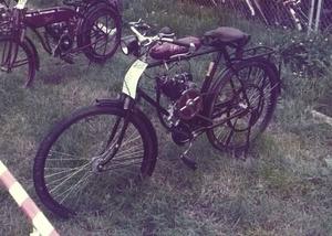 Snob rijwiel met hulpmotor