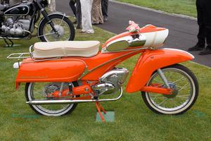DKW. Hummel 155  1965