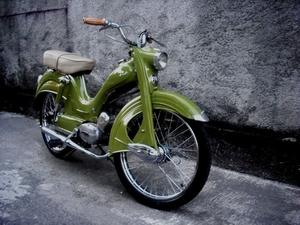 DKW. Hummel 1961