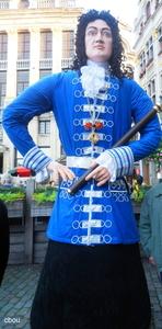 1000 Bruxelles - Maximilien-Emmanuel de Bavière