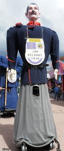 3970 Leopoldsburg - Jan Soldaat