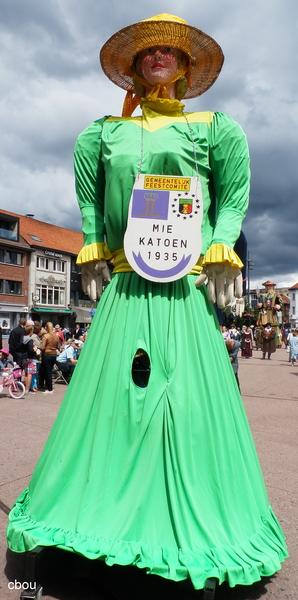 3970 Leopoldsburg - Mie Katoen