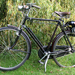 MiniMotor op Raleigh fiets 1957