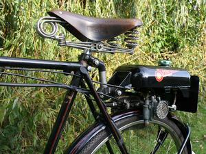 MiniMotor  Raleigh fiets