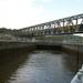 028-Sluis Anseremme met stijging van 2.40m h.water