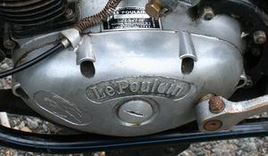 Le Poulain motor