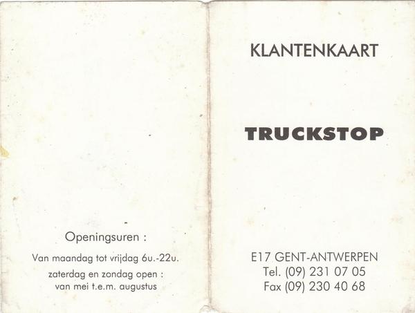 Klantenkaart E17