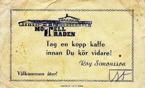 Gratis koffie Traden - Zweden