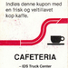 Gratis koffie IDS - Padborg