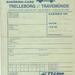 Boarding Card TT Line