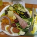 't GROM - groenteschotel eten - 11 mei 2013