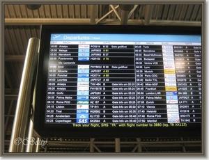Vlucht Funchal