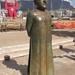 Kaapstad Waterfront Desmond Tutu