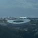 Groen Punt Stadion vanop Tafelberg