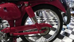 Aermacchi Harley Davidson Picolo 1962