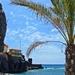 Ponta Do Sol - kust voor ons hotel