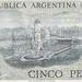 Argentinië 1969 5 Pesos b