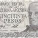 Argentinië 1976-1978 50 Pesos a