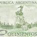 Argentinië 1977-1979 500 Pesos b