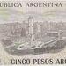 Argentinië 1983-1984 5 Pesos Argentinos b