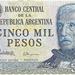Argentinië 1978 5.000 Pesos a